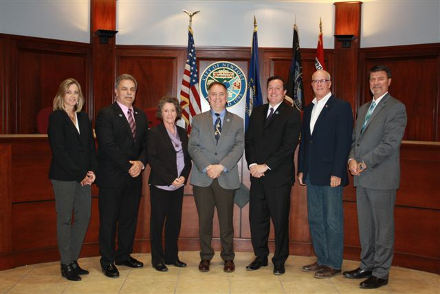 Newport KY Board of Commissioners