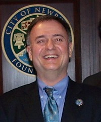 Mayor Jerry Peluso