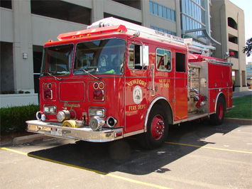 Engine Co 901 1989 Seagrave