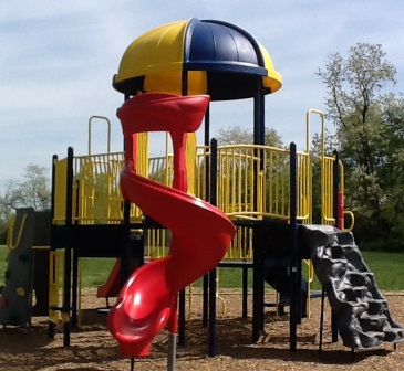 Play Structure at Riddleview Park