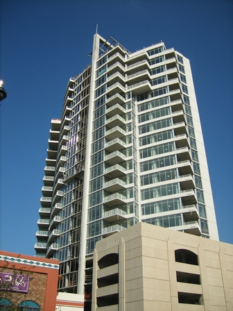 SouthShore riverfront condominiums